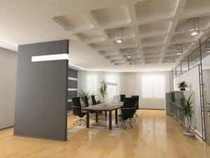 the modern office